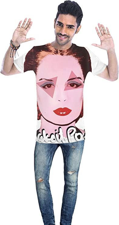 Carolina Herrera Fashion Designer Unisex T-shirt: Amazon.es ...