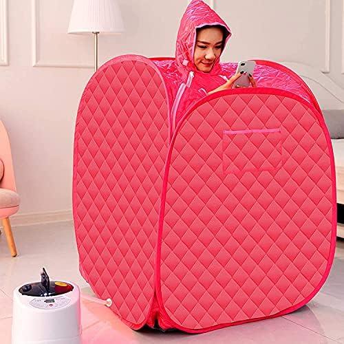 Portable Steam Sauna,Home Sauna Full Body Spa