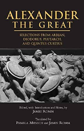 the life of alexander the great by plutarch Plutarch's life of alexander learn with flashcards, games, and more — for free.