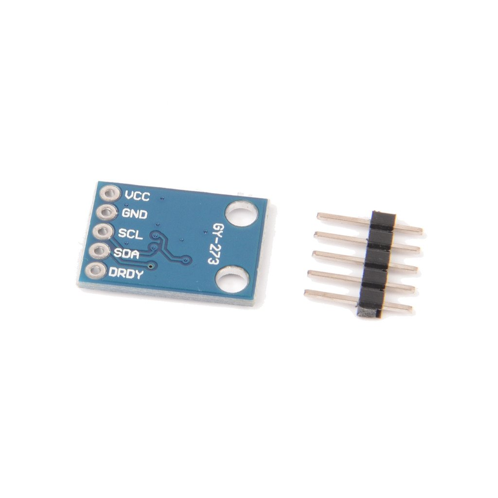 DAOKAI® 5PCS HMC5883L Triple Axis bussola modulo del Sensore Magnetometro per Arduino 3V-5V: Amazon.es: Electrónica