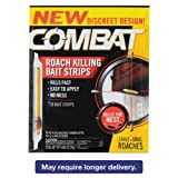 Combat Roach Killing Bait Strips Large