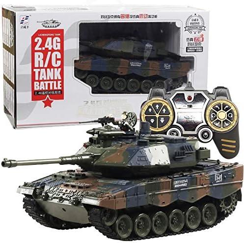 FNCUR ブラックフライデー子供のおもちゃのRC戦車の車のおもちゃ缶打ち上げ水爆弾合金はアーマードカーモデルキッズ玩具ボーイ3歳のクリスマス誕生日ギフトを追跡しました (Color : A)