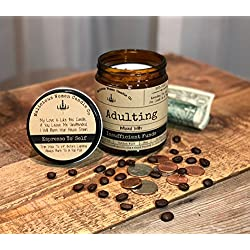 Malicious Women Candle Co - Adulting, Espresso Yo&