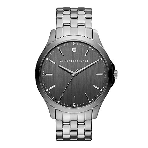 Mfg Metal - Armani Exchange Men's AX2169  Gunmetal  Watch