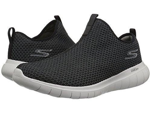 [SKECHERS(スケッチャーズ)] メンズスニーカー?ランニングシューズ?靴 Go Flex Max Charcoal 10.5 (28.5cm) D - Medium