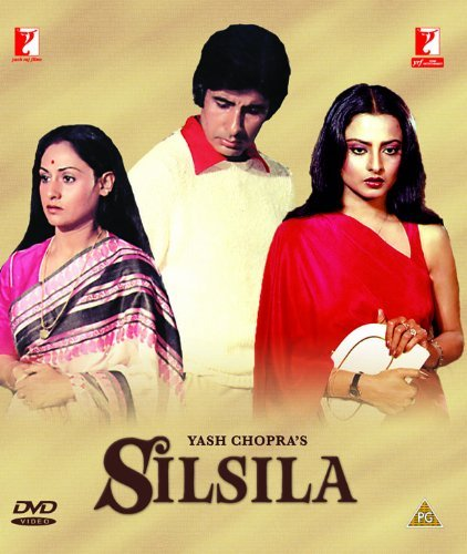 Amazon.in: Buy Silsila (1981) - Amitabh Bachchan - Jaya Bachchan ...