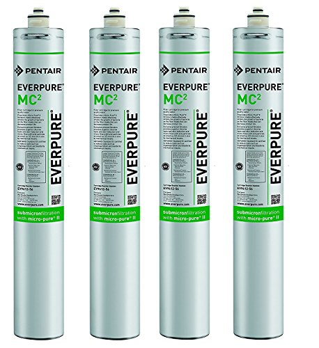 (Everpure EV9612-56 MC2 Filter Cartridge (Pack of 4))