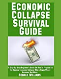 If the United States economy ever does collapse, no one will be able to predict it and it will happen very quickly.  Imminent collapses are very hard to detect and the collapse of our economy will be no different.    All of us should remember 2008, w...