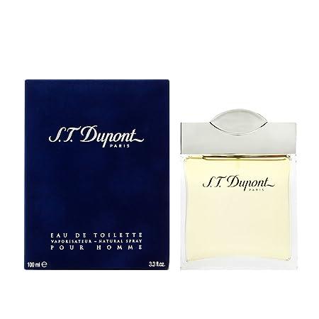 S.T. Dupont Pour Homme 3.3 oz Eau de Toilette Spray