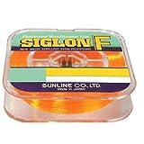 Sunline 63000710 Siglon 15 lb Fishing Line, Fluorescent Orange, 330 yd