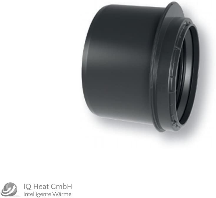 schallged/ämmtes Abflu/ß Abwasserrohr Reduzierung kurz Wavin SiTech DN 50x90