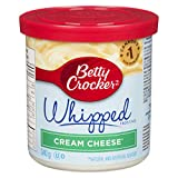 Betty Crocker Cream Cheese Whipped Frosting, 340 Gram