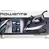 Rowenta Steam Pro Professional Iron 1800 Watt with Auto On/Off, 400 Hole