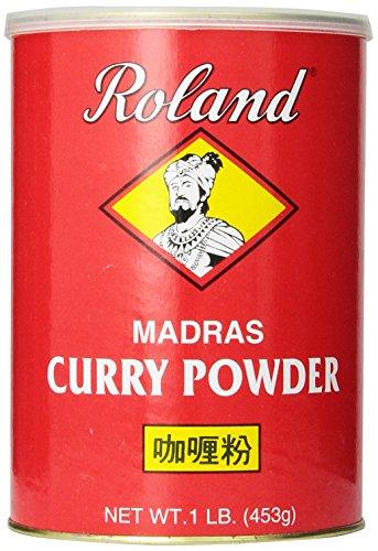 Roland Curry Powder Madras Pound