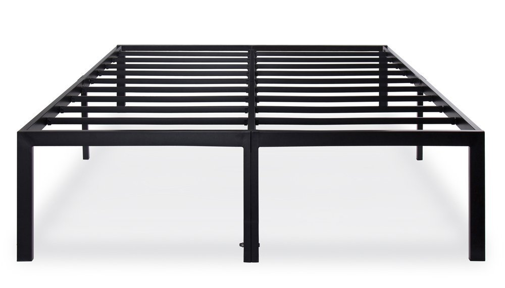 Olee Sleep Heavy Duty Steel Slat Bed Frame