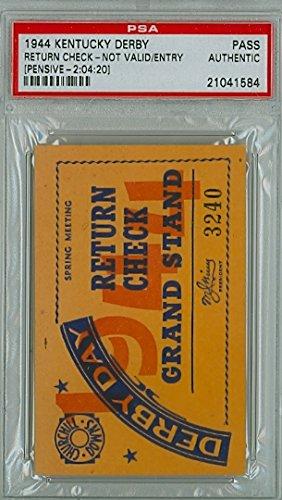 kentucky derby ticket stub - 5