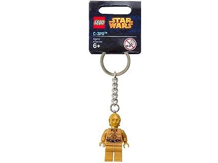 LEGO - Llavero C-3PO (851000): Amazon.es: Juguetes y juegos