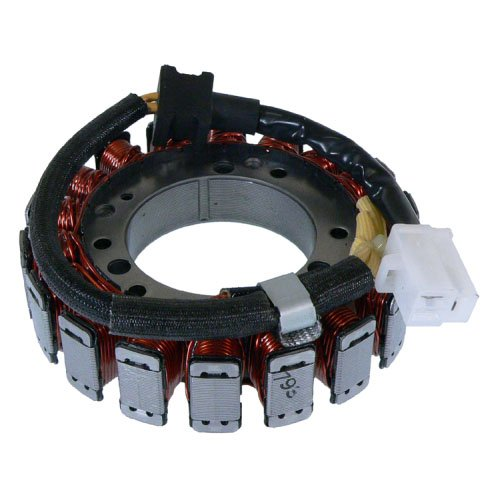 DB Electrical AKI4003 New Stator Coil For Kawasaki Motorcycle Vulcan Vn1500 89 90 91 92 93 94 95 96 97 98 99 1989 1990 1991 1992 1993 1994 1995 1996 1997 1998 1999 21003-1164 21003-1301 21003-1377