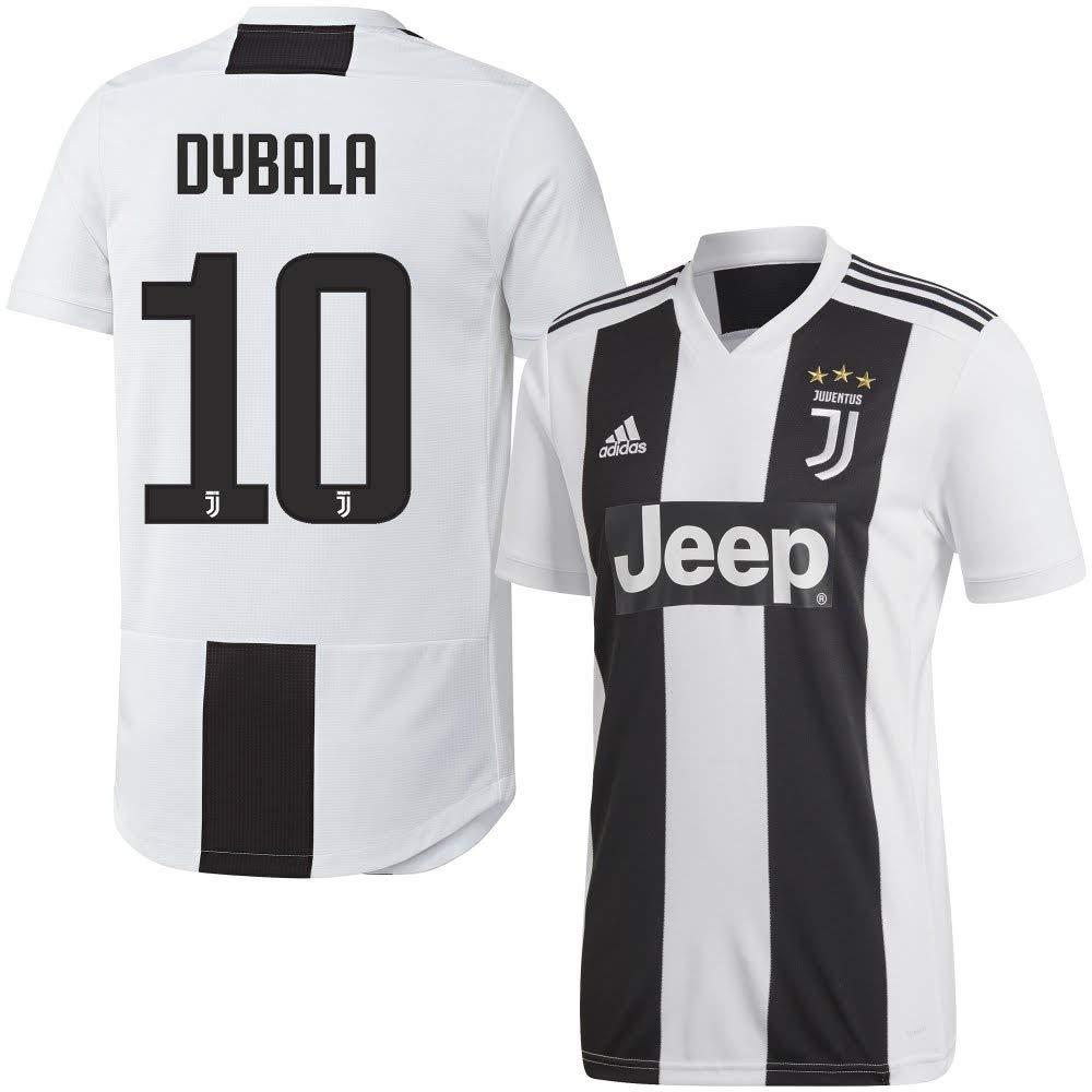 Adidas Juventus Home 2018 2019 Dybala 10 Trikot + onltrh3604