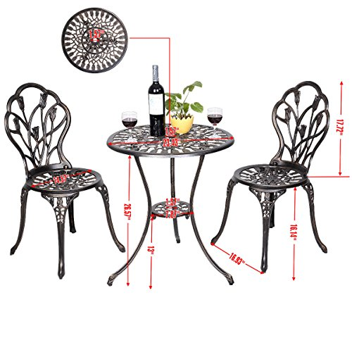The 8 best bistro table set
