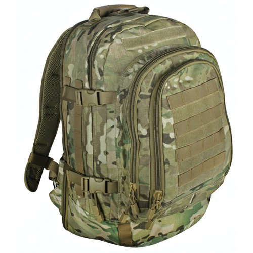 Tactical Duty Pack - Multicam Camo