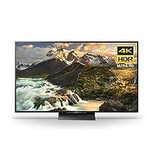 Sony XBR65Z9D 65-Inch 4K Ultra HD LED Smart TV (2017 Model)