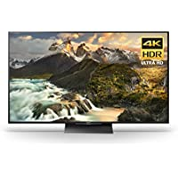 Sony XBR65Z9D 65-Inch 4K Ultra HD Smart LED TV (2016 Model)