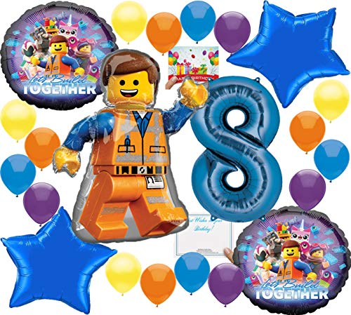 Lego Deluxe Balloon Decoration Birthday product image