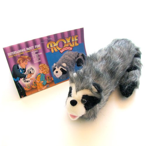 - MMS Roxie The Raccoon (Spring Animal) - Trick