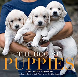 Book Cover: The Dogist Puppies
