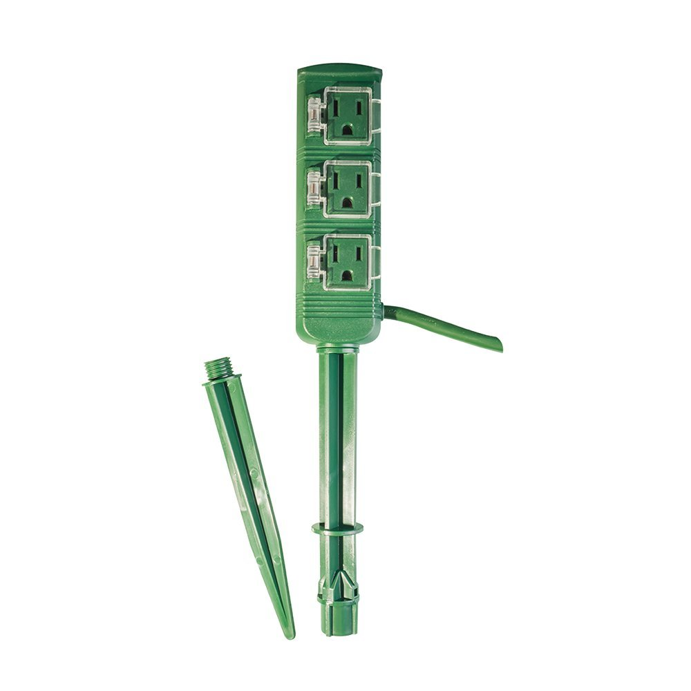 Go Green Power GG-36004 Electrical, Green