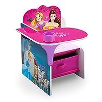Delta Children Chair Desk with Storage Bin, Sesame Street