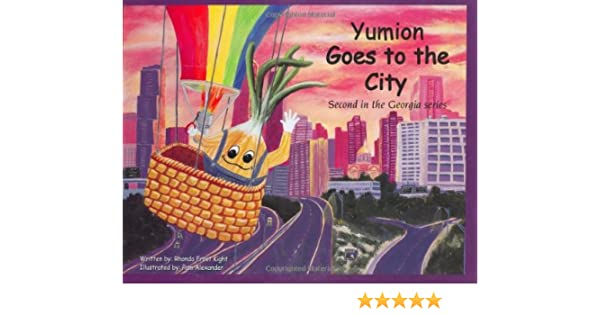 Yumion Goes to the City: Rhonda Frost Kight: 9780970910516: Amazon ...