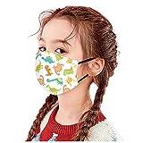 VANSOON Face_Masks for Baby Children Kid Cotton