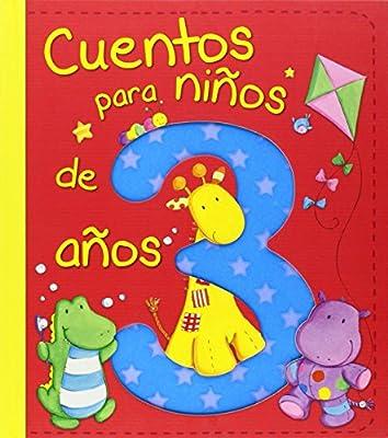 Cuentos para niños de 3 años (Cuentos y ficción): Amazon.es: Baines, Rachel, Greggio, Elena: Libros