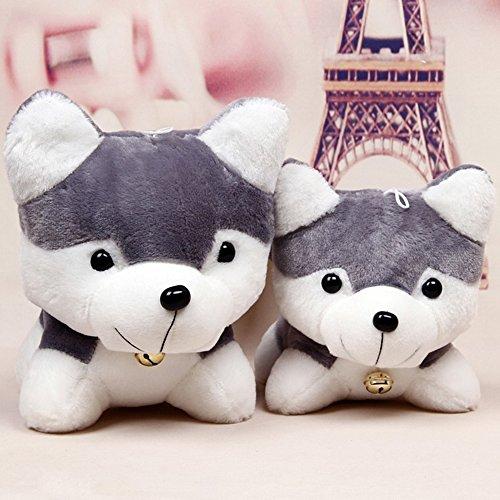 Eonkoo Lovely Huggable 14 inch Plush doll dog Toy,Soft Stuffed Animal Dolls toys for kids baby lover