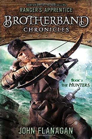 book cover of The Hunters