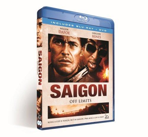 Saigon (1988) ( Off Limits ) ( Saigon: Off Limits ) (Blu-Ray & DVD Combo) [ NON-USA FORMAT, Blu-Ray, Reg.B Import - Denmark ]