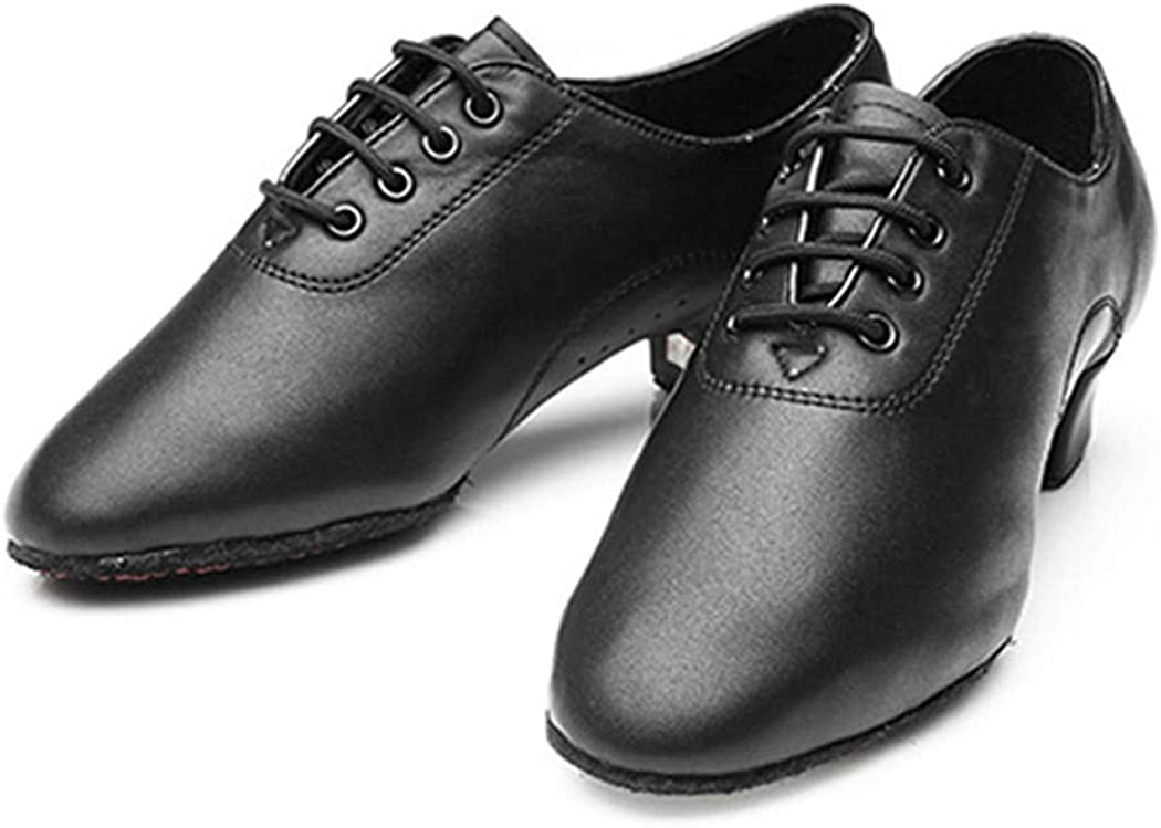 Ballroom adult men latin  tango dance shoes salsa Modern Brand new children boy