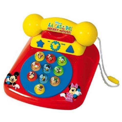 Il telefono della casa di Mickey Mouse Clementoni