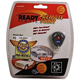 Ready Remote Car Starter (24921B)