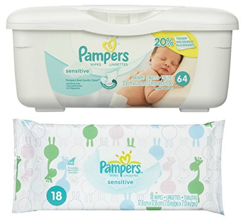 Which are the best pampers sensitive wipes pop top 9 available in 2019?