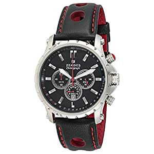 Zeades Monte Carlo Casual Watch For Men Analog Leather - ZWA01136