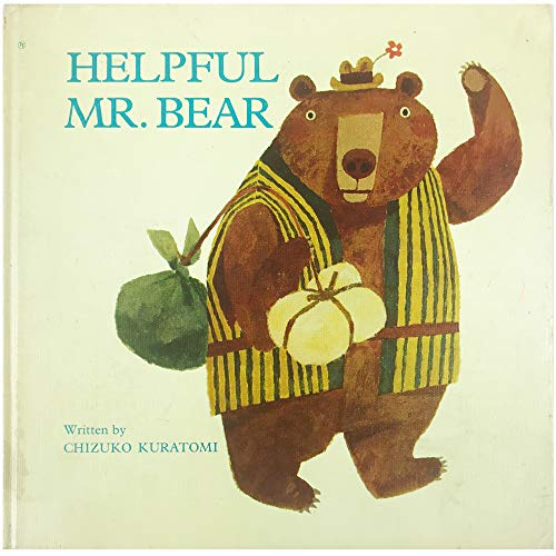 Helpful Mr. Bear, used for sale  Delivered anywhere in USA