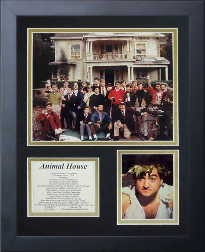 Legends Never Die Animal House Framed Photo Collage, 11x14-Inch by Legends Never Die