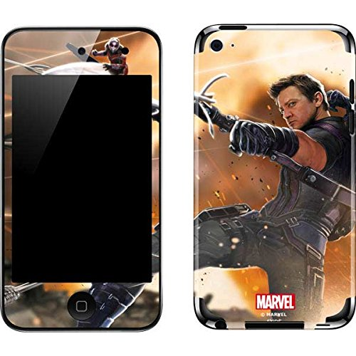 Marvel Captain America Civil War iPod Touch (4th Gen) Skin - Civil War Hawkeye Vinyl Decal Skin For Your iPod Touch (4th Gen)