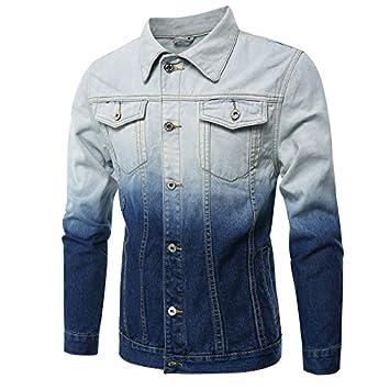 Hombres chaqueta de dril de algodón de moda para hombres ...