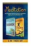 Meditation: The Complete Extensive Guide On Buddhism, Qigong, Zen And Meditation #6 (Meditation, Zen Buddhism, Buddhism, Qigong, Tai Chi, Yoga, Chakras)