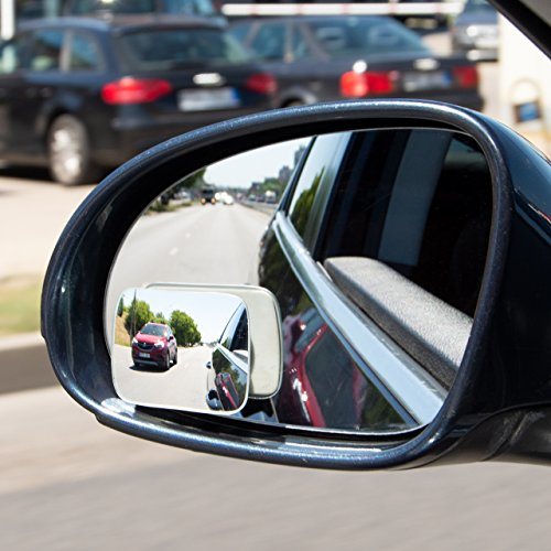 Universal Car Panoramic Blind Spot Safety Mirror