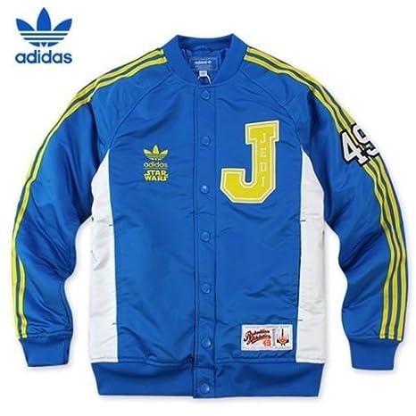Adidas Originals STAR WARS JEDI addensare BLU TRACK TOP